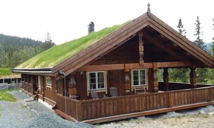 Norvegiški namai, tradiciniai norvegiški namai