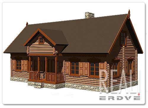 Karkasinis namas kaina, privalumai, trūkumai